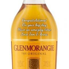 Personalised Glenmorangie 10 Year Old Original