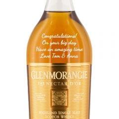 Personalised Glenmorangie Nectar D'Or