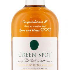 Personalised Green Spot Château Leoville Barton Finish