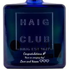 Personalised Haig Club