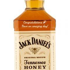 Personalised Jack Daniels Honey 1 Litre