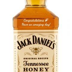 Personalised Jack Daniels Honey