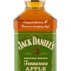 Personalised Jack Daniels Tennessee Apple
