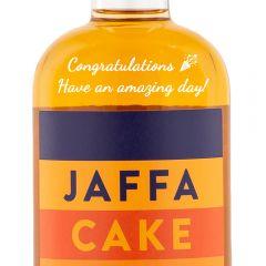 Personalised Jaffa Cake Gin