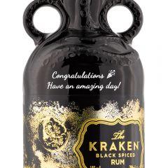 Personalised Kraken Black Spiced Unknown Deep