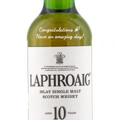 Personalised Laphroaig 10 Year Old