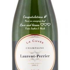 Personalised Laurent Perrier Brut