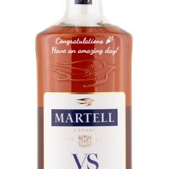 Personalised Martell VS