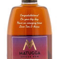 Personalised Matugga Spiced Rum