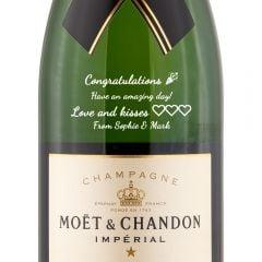 Personalised Moet & Chandon Brut Imperial NV