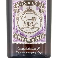 Personalised Monkey 47 Dry Gin
