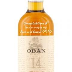 Personalised Oban 14 Year Old