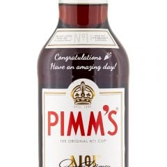Personalised Pimms No. 1