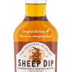 Personalised Sheep Dip Blended Malt Whisky