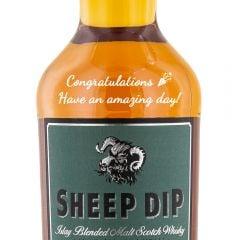 Personalised Sheep Dip Scotch Islay Blended Malt