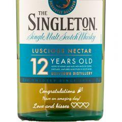 Personalised Singleton of Dufftown 12 Year Old