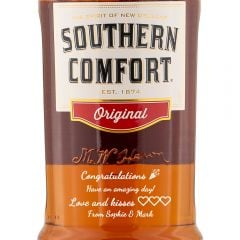 Personalised Southern Comfort Whiskey Liqueur