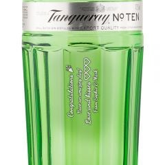 Personalised Tanqueray No.10 Gin 1 Litre