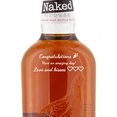 Personalised The Naked Grouse