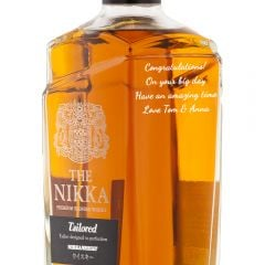 Personalised The Nikka Tailored
