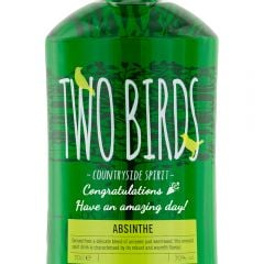 Personalised Two Birds Absinthe