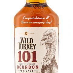 Personalised Wild Turkey 101