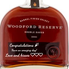 Personalised Woodford Reserve Double Oaked