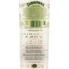 Personalised Zubrowka Bison Grass