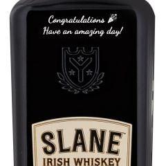 Personalised Slane Irish Whiskey