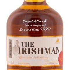 Personalised The Irishman Single Malt
