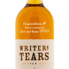Personalised Writers Tears Copper Pot