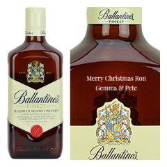 Personalised Ballantines Finest