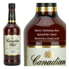 Personalised Canadian Club