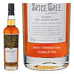 Personalised Compass Box The Spice Tree