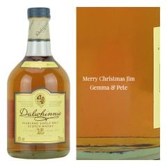 Personalised Dalwhinnie 15 Year Old