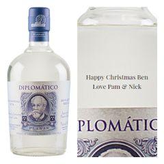 Personalised Diplomatico Planas