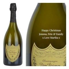 Personalised Dom Perignon Vintage Magnum Champagne 150cl