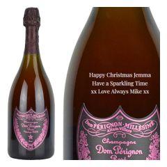 Personalised Dom Perignon Vintage Rose Magnum 150cl