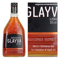 Personalised Glayva Liqueur