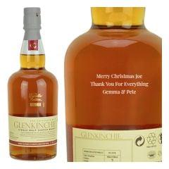 Personalised Glenkinchie Distillers Edition