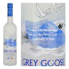 Personalised Grey Goose Jeroboam Vodka 300cl