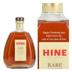 Personalised Hine Rare VSOP