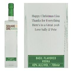 Personalised Square One Basil