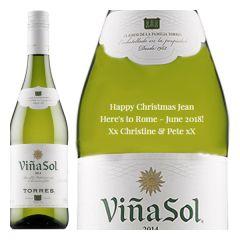 Personalised Torres Vina Sol