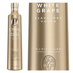 Personalised Ciroc White Grape