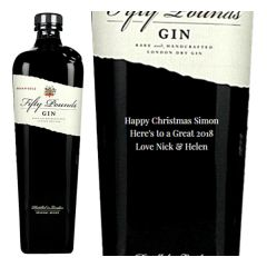 Personalised Fifty Pound Gin
