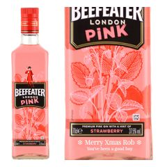 Personalised Beefeater Pink Gin