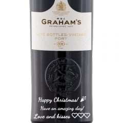Personalised Graham's Late Bottled Vintage Port