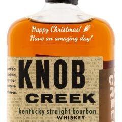 Personalised Knob Creek Kentucky Straight Bourbon