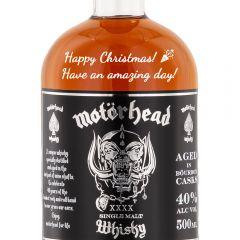 Personalised Motorhead Whisky